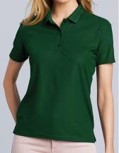Performance® Ladies` Double Piqué Polo