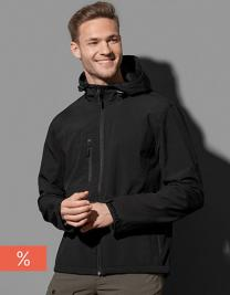 Active Softest Shell Hooded Jacket